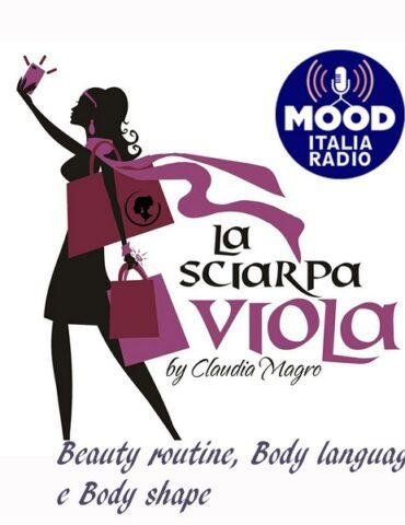 La Sciarpa Viola - Beauty routine Body language Body shape