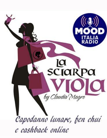 La Sciarpa Viola - Capodanno lunare, fen chui,cashback online