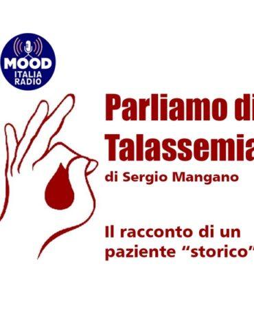 Parliamo di Talassemia - il racconto di un paziente storico - intervista a Valentino Orlandi